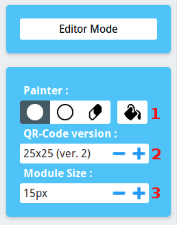 Qrazybox Help Page